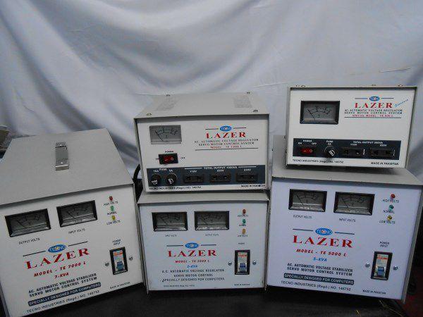 Tecno Electronics Lazer Servo Motor Controlled Automatic
