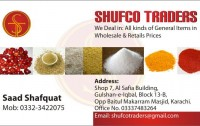 Shufco Traders