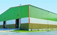 Pre-engineered Steel Buildings