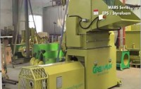 Polyethylene foam waste Recycling Compactor