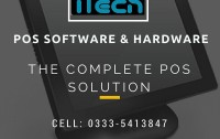 itech POS software and hardware rawalpindi pakistan We deals in POS software and Hardware Electronic Cash Register,  System Cash Register, Point of Sale, PC-Base POS, POS Software and Hardware,  Inventory Software,  Attendance System,  Bio-Matrix Devices,