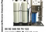 Commercial Reverse Osmosis Plant Manufacturer Pakistan 03005070122