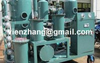 Used Oil Vacuum Filtration