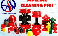 Pipeline Cleaning Pigs & Pigs Indicator Pigs signaler  Suppliers In Pakistan