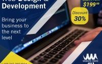 Affordable Web Design and Development in Karachi | Websitemake4u