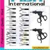 Laparoscopic Surgical Instruments, Dental Implant Surgical Kit, Liposuction Cannula, Orthopedic Implant, Hemorrhoid Ligator, Endoscopic Instruments, Arthroscopic Instruments