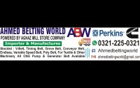 AHMED BELTING WORLD | 0092-321-225-0321