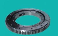 XBR slewing bearing , excavator slewing ring , crane slewing bearing , trailer turntable