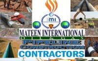 Mateen International Pipeline Construction Contractors