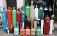 Ammonia Gas and all other industrial gases.