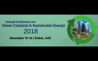Annual Conference on Green Catalysis and Sustainable Energy