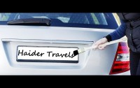 Rent a car Lahore - Haider Travels