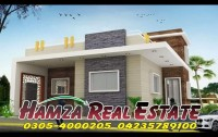 Hamza Real Estate 123 Bawa Park Upper Mall international hotel Lahore