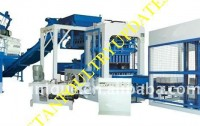 03244500005 Tuff Tile paver block making machine maker manufacturers in pakistan